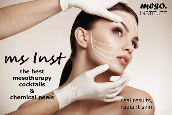 the best mesotherapy cocktails and chemical peel made in barcelona collagen elastin aha bha pha peel wrinkles mature skin caviar extract mesoinstitute
